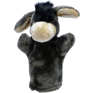 Títere Plush Pups Chico Burro